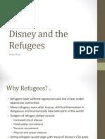 Disney and Refugees