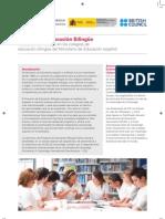 CIE MKTG Factsheet IGCSE MEC Bilingual v1 2009