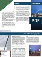 GGBS Concrete Properties