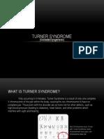 turner syndrome b1 power pt  1