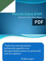 Método Kabat (FNP)