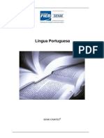 Apostila - Língua Portuguesa