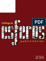 Esferos 2014
