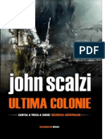 John Scalzi - RB 3 Ultima Colonie