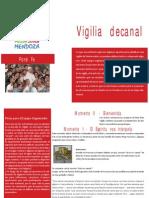 Cartilla Etapa Decanal MJM 2014