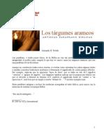 Los tárgumes arameos (Armando H. Toledo)