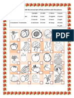 Islcollective Worksheets Beginner Prea1 Elementary a1 Elementary School Writi Matching Fruits and Vegetables 1476196127513bd1708ffd40 82564154