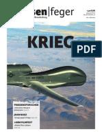 Ausgabe 07 2014 des strassenfeger - KRIEG