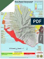 Hazard Assessment Maps - Maui (West)