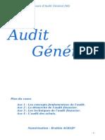 Audit Général AGRAD