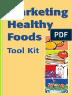 marketing healthy food toolkit