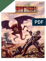 TSR - 7514 - Gamma World Fouth Edition