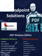 Eset Endpoint Solution