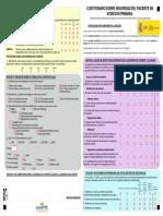 Cuestionario Mosps Version Espaola Modificada