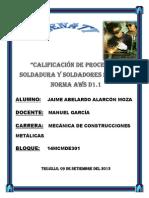 Codigo de Soldadura d1.1-Alarcon Moza