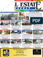 Real Estate Weekly - Nov. 12