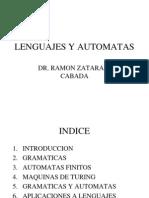 Lengua Jes y Automat as Ultimo