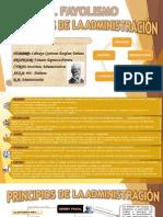 Elementos y Principios de La Administración