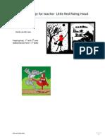 Little Red Riding Hood - Roald Dahl - Rixt Emanuela Gerda
