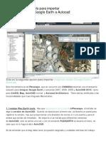 Plex earth tools importar imagenes de google a autocad.pdf