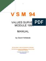 Manual VSM94