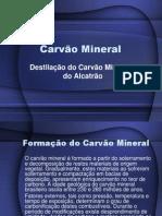 Apresentação Fabricação de Carvão Mineral (1)