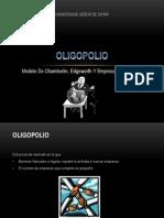 Modelos Oligopólicos