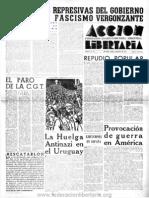 Acción Libertaria, Nº 47. Agosto1941-Fla