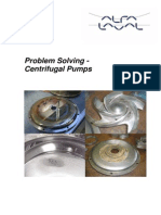 Problem Solving - Centrifugal Pumps