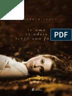 Te Amo, Te Odeio, Sinto Tua Fal - Elizabeth Scott