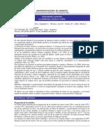 Antioxidantres Naturales en Emulsiones Carnicas Cocidas