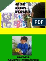 Presentacion Plan de Estudio Preescolar Agustin - 2013.