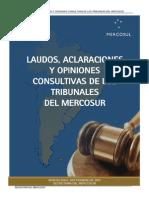 Laudo Del Tribunal Arbitral Ad Hoc Del MERCOSUR