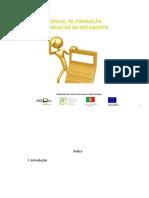 Manual de Elaboração de Orçamentos