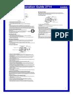 Casio Ef 514-714(Manual)