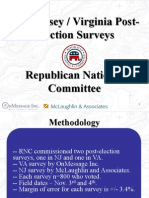 11 2009 NJ VA Post Elect Takeaways