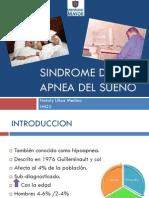 Sindrome de Apnea Del Sueño2