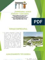Parque Empresarial Alvikir (Rubiano y Asociadas)