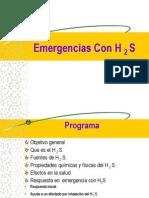 2.3 Control Del Ambiente de Área H2S