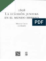 ANA FREGA. La Eclosión Juntera en El Mundo Hispano