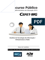 Analista de Tecnologia Da Informacao Redes1