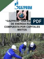 GAZPROM y El Medio Ambiente[1]