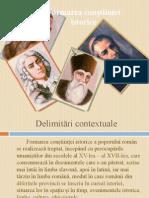 Formarea constiintei istorice