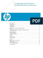 HP Reference Configuration for HP Virtual Server Environment (VSE) and IBM Informix Dynamic Server-4AA1-9747ENW