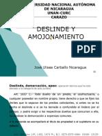 Juicio de Deslinde y Amojonamiento 23 - Nicaragua
