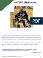 La Muerte Heroica en La Grecia Antigua