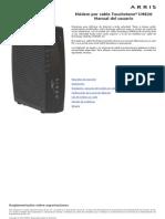 CM820 User Guide Std1-2 ES