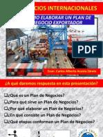 11 Plan Negocio Exportador