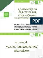 Section 4 Fluid Saturation Methods 2