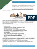 Coelhos e Lebres - Ficha do Animal - Como funcionam os coelhos e as lebres.